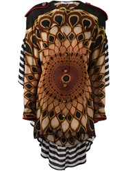 Givenchy 'Kaleido Eye' Printed Top