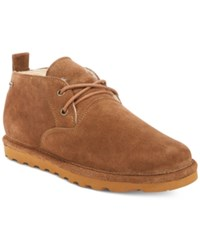 Bearpaw Spencer Chukka Boots Shoes Hickory