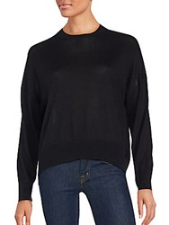 Zadig And Voltaire Markus Silk Blend Sweatshirt