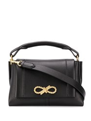Anya Hindmarch Rope Metal Bow Tote 60