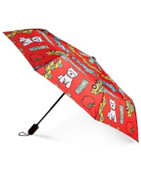 Marc Tetro Umbrella Red