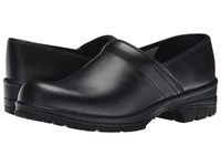 Sanita David Black Men's Clog Shoes