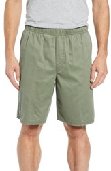 Quiksilver Waterman Collection Cabo 5 Shorts Deep Lichen Green