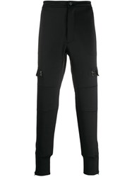 Michael Kors Collection Slim Fit Trousers Black