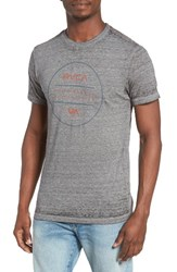 Rvca Men's Perimeter Graphic T Shirt