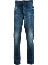 Denham Jeans Slim Fit Blue