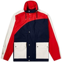 Kenzo Nautical Parka Blue