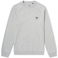Barbour Beacon Crew Sweat Grey