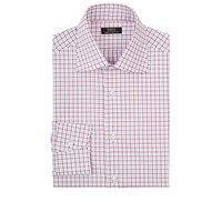 Fairfax Plaid Shirt Red
