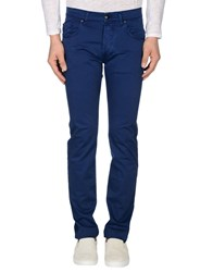 Fay Trousers Casual Trousers Men Blue