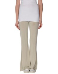P.A.R.O.S.H. Trousers Leggings Women Beige