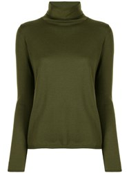 Aspesi Fine Knit Turtleneck Sweater 60