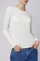 Tiny Bobble Tee By Boutique Ivory