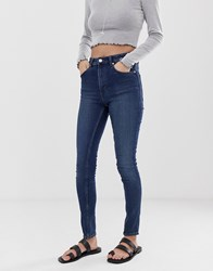 Cheap Monday High Skin Skinny Jeans Blue