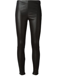 Saint Laurent Classic Leggings Black
