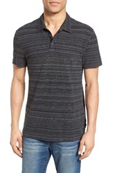 John Varvatos Men's Star Usa Cotton Polo