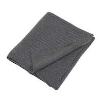 Oyuna Scala Throw Slate Grey