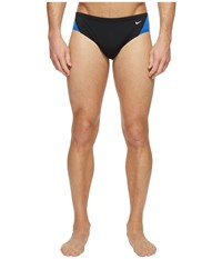Nike Surge Color Block 100 Poly Brief Game Royal Men's Swimwear Blue