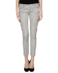 Shaft Casual Pants Grey