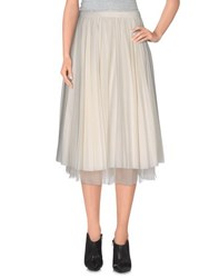 Boy By Band Of Outsiders Skirts 3 4 Length Skirts Women