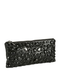 Bcbgmaxazria Embellished Clutch Black