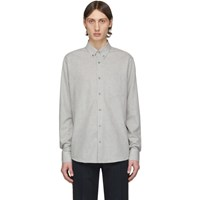 Tiger Of Sweden Grey Sankt Herringbone Shirt
