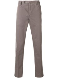 Hackett Straight Leg Chinos Grey