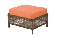 Barlow Tyrie Kirar Deep Seating Ottoman Papaya 8053 Java None Beige