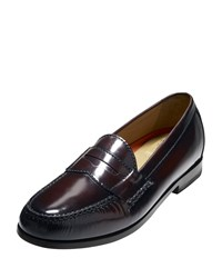 Pinch Grand Penny Loafer Burgundy Cole Haan