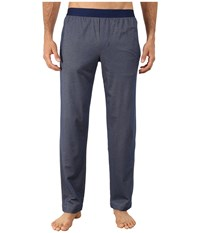 Kenneth Cole Reaction Pique Pants Medieval Blue Men's Pajama Navy