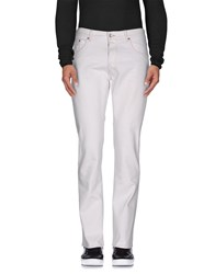 Wesc Denim Denim Trousers Men White