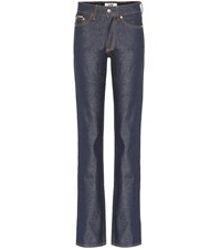 Eytys Cypress Cali Straight Jeans Blue