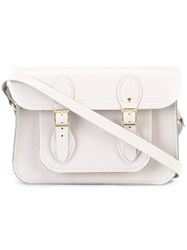 The Cambridge Satchel Company Mag White