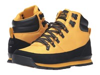 The North Face Back To Berkeley Redux Tnf Yellow Tnf Black Men's Lace Up Boots