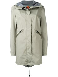 Parajumpers Hooded Parka Green