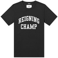 Reigning Champ Ivy League Tee Black