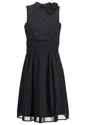 More And More Cocktail Dress Party Dress Schwarz Black