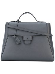 Myriam Schaefer 'Baby Byron' Tote Bag Women Leather One Size Grey