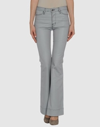 My Lovely Jean Casual Pants Light Grey