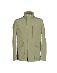 Add Coats And Jackets Down Jackets Men Military Green