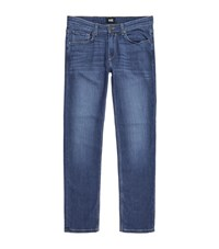 Paige Federal Slim Jeans Male Blue
