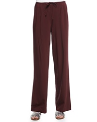Theory Tavimmy Pull On Drawstring Pants Petite