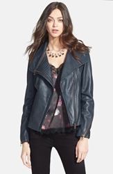 Sam Edelman Zip Detail Moto Jacket