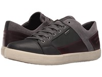 Geox Mtaikibabx2 Anthracite Men's Shoes Pewter