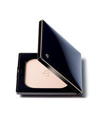 Cle De Peau Beaute Refining Pressed Powder With Case Refill And Puff Cle De Peau Beaute
