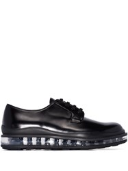 Prada Levitate Derby Shoes Black