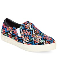 Circus By Sam Edelman Celeste Slip On Platform Sneakers Women's Shoes Black
