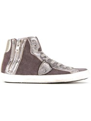 Philippe Model 'Bike' Sneakers Grey