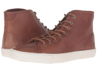 Frye Brett High Copper Men's Lace Up Casual Shoes Bronze