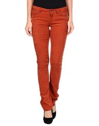 Drykorn Casual Pants Rust